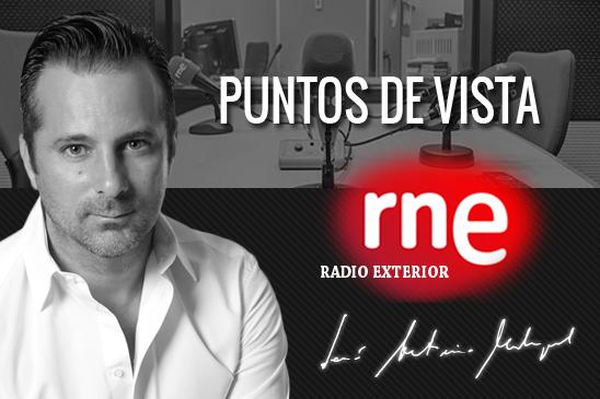 Entrevista Jose Antonio Madrigal en programa de radio RNE