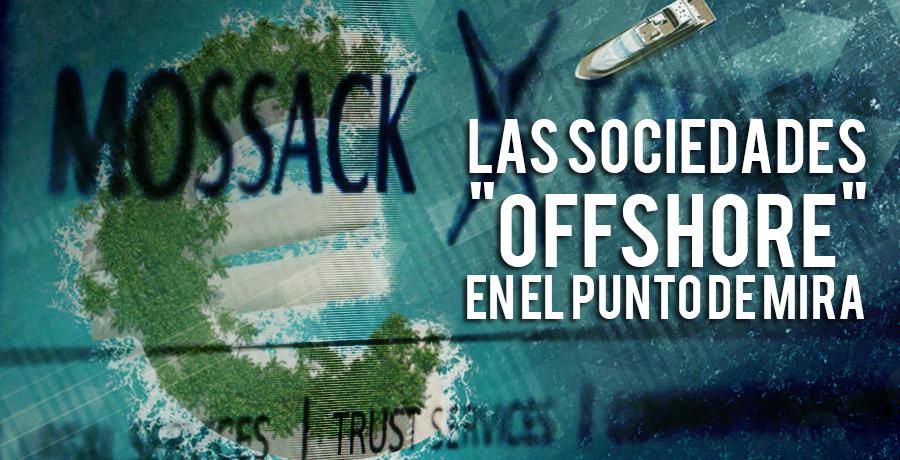 Offshore, Las sociedades offshore en el punto de mira, blog José Antonio Madrigal