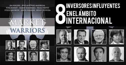Market Warriors, José Antonio Madrigal elegido como inversor español.
