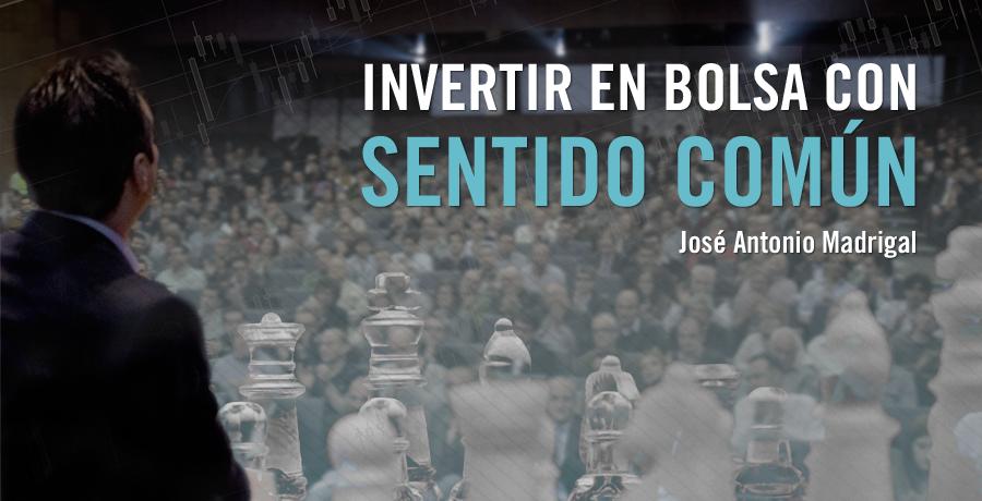 Jose antonio Madrigal Forinvest Conferencia 2015 Invertir en bolsa con sentido comun