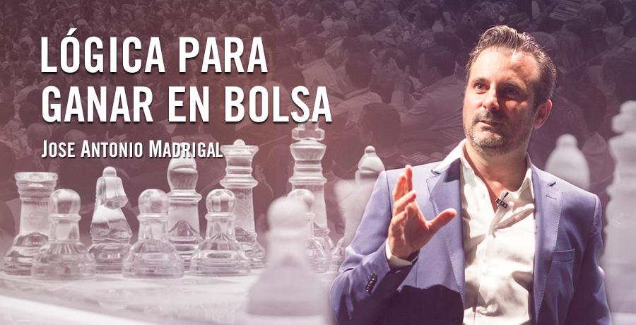 Jose Antonio Madrigal Conferencia Logica para ganar en bolsa